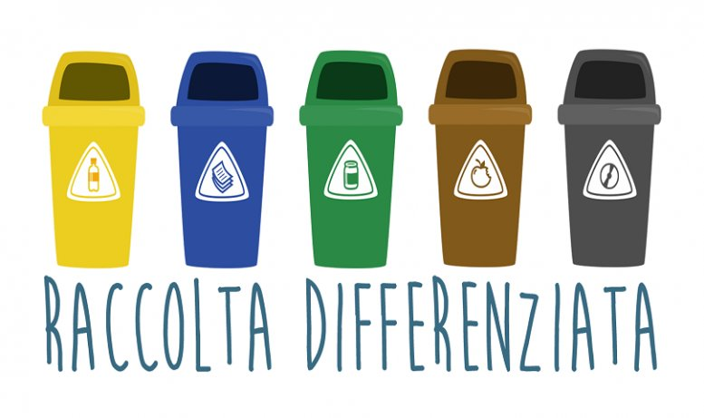 20 Febbraio 2018 Data di avvio del sistema di raccolta rifiuti porta a porta