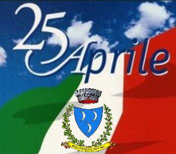XXV APRILE 2021 - Augurio dell\'Amministrazione