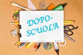 SERVIZIO DOPOSCUOLA - SCUOLA PRIMARIA DI PAITONE