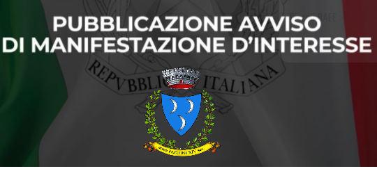 AVVISO PUBBLICO DI MANIFESTAZIONE D\'INTERESSE